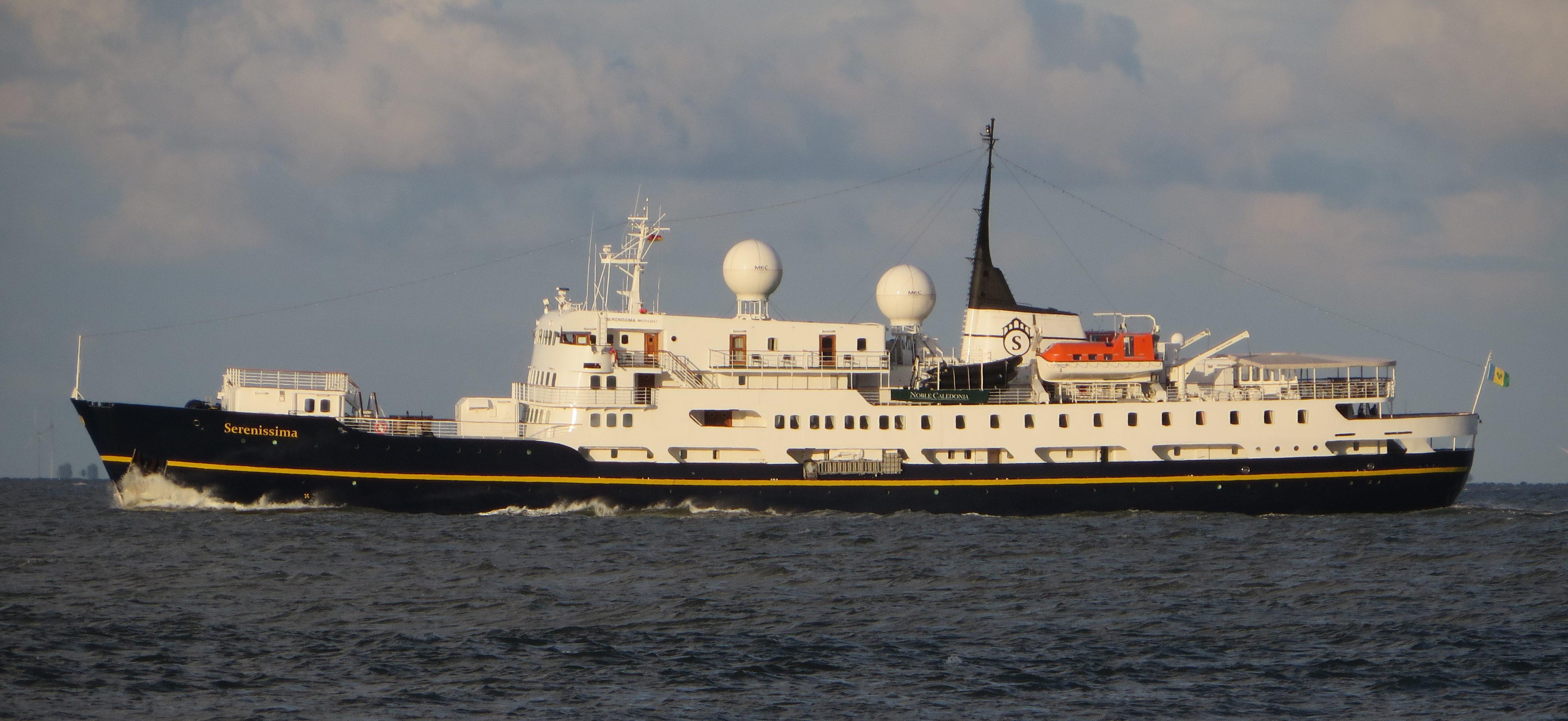 Bild Schiffsradar Ostsee